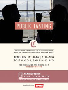 Public Wine Tasting & Tickets