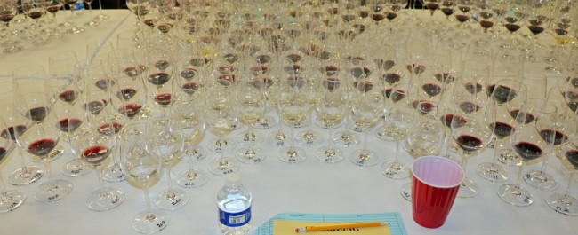 The San Francisco Chronicle Wine Competition Breaks Records with 7,162 Entries