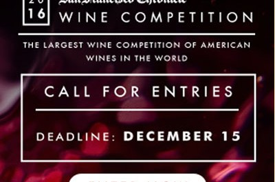 Announcing the 2016 San Francisco Chronicle Wine Competition's Annual