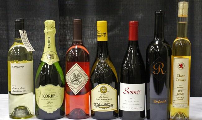 2016 SFCWC Sweepstake Medal-Winning Wines