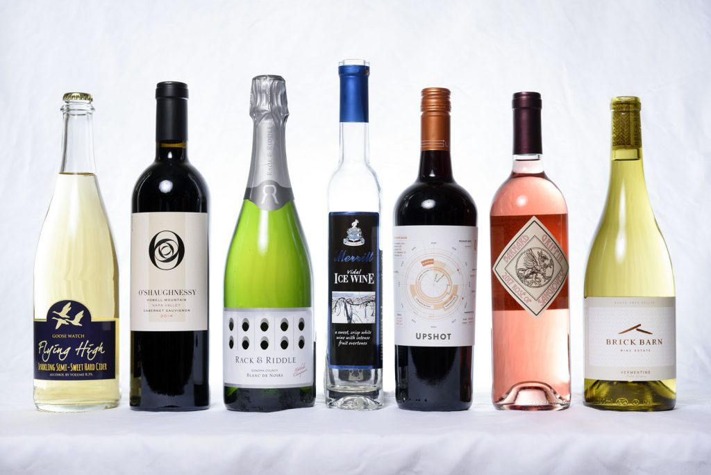 2018 SFCWC Sweepstake-Winning Wines