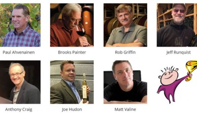 2016 American AgCredit Sweepstake Winemaker Award Winners